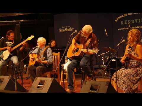 Kerrville Folk Festival and The Texas Folk Music Foundation