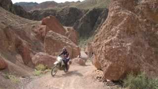 ENDURO RALLY RAID KAZAHSTAN 2012(Видео отчет клуба RMC (www.rmchallenge.com ). Эндуро ралли-рейд по Казахстану в 2012 году. 8 участников. Мотоциклы Suzuki..., 2013-09-18T21:57:21.000Z)