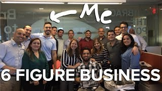 How I QUIT My 9-5 Job And Built a 6 FIGURE BUSINESS in 6 Months