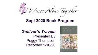 Sept 2020 Book Program - Gulliver's Travels