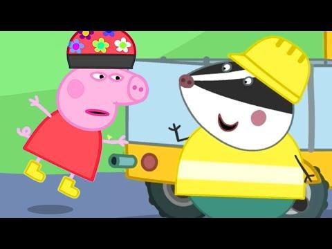 Peppa Pig Français 🐰 Le taxi de mademoiselle Rabbit | Saison 7 | Dessin Animé