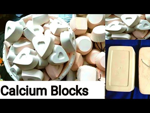 How to make a Calcium Block for budgies?