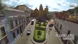 Guanajuato Cervantino 2014 / Drone + Gopro