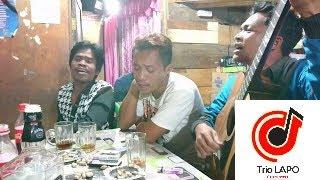 Trio Lapo Parcuma Beta Susah di Rantau Lagu Ambon