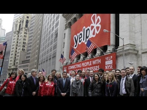 Yelp Soars in IPO