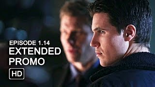 The Tomorrow People 1x14 Extended Promo - Brother's Keeper [HD]