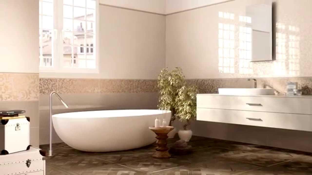 Melody la collezione per bagni eleganti e prestigiosi tiles for elegant and luxory bathroom for Rivestimenti bagno classici
