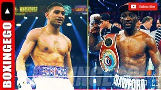 TERENCE CRAWFORD FIGHTING AMIR KHAN? - OFFER MADE FOR CRAWFORD-KHAN (NOT FINALIZED YET) | BOXINGEGO