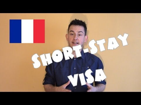 France #4 - Short-stay visa (NAPISY PL)
