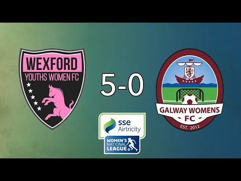 WNL GOALS GW5: Wexford Youths 5-0 Galway WFC