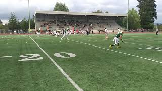 Game highlights from Evergreen's 27-6 win over Washougal
