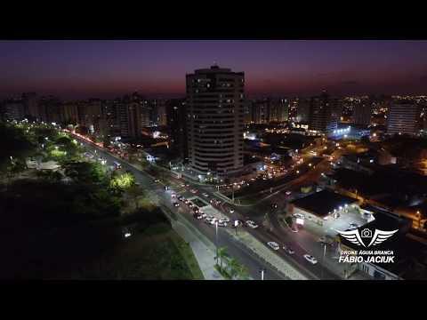DRONE TURISMO   Pôr do Sol na Praia Formosa em Sergipe