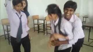 Indian School Girl Classroom Masti | स्कूल गर्ल्स की मस्ती