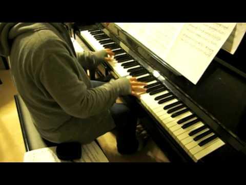 Bleach - Houki Boshi (piano)
