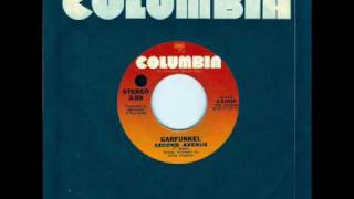 Art Garfunkel - Second Avenue - FULL LENGTH