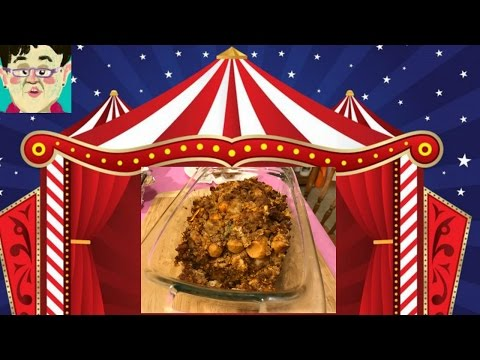 Vegan Circus Meatloaf