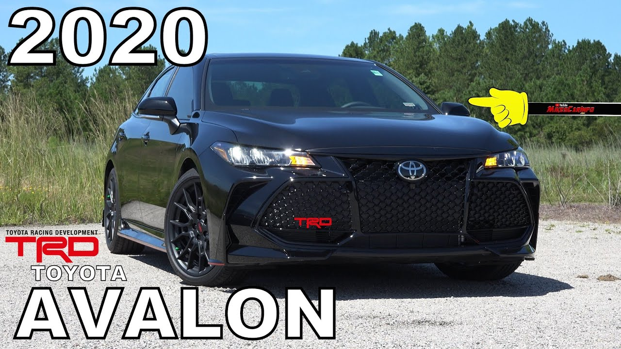 2020 Avalon Review.2020 Toyota Avalon Trd Ultimate In Depth Look In 4k