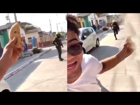 VIRAL: JOVEN COMPRA EMPANADA Y AVISA A POLICÍA