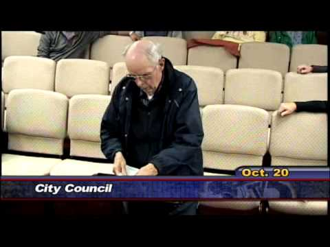 City Council, October 20th 2014