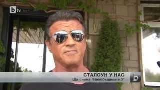 I MERCENARI 3 - The Expendables 3 - Intervista a Sylvester Stallone