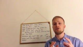 Урок 5: Необходимые фразы норвежского языка