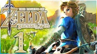 DER NACKTE PYROMANE ERWACHT! Zelda Breath of The Wild Part 1  [Deutsch/Switch]