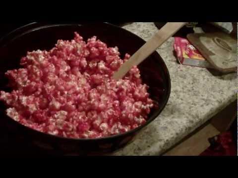 RV Living - Homemade Cinnamon Popcorn