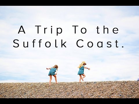 A Trip to the Suffolk Coast- Snape Maltings and Aldeburgh