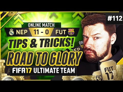 HOW TO GET BETTER AT FIFA!! - #FIFA17 Road to Glory! #112