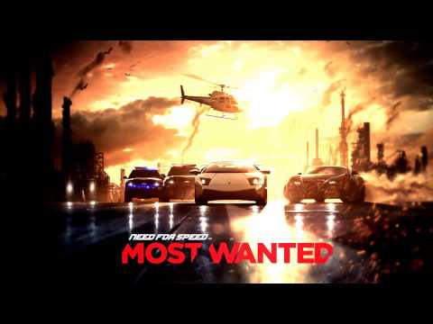 Need For Speed: Most Wanted 2012 - Soundtrack - Above & Beyond - Anjunabeach
