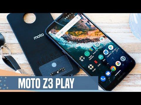 Moto Z3 Play,