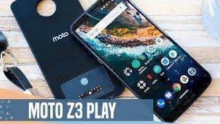 Moto Z3 Play, review: El REY de los Moto Mods se renueva