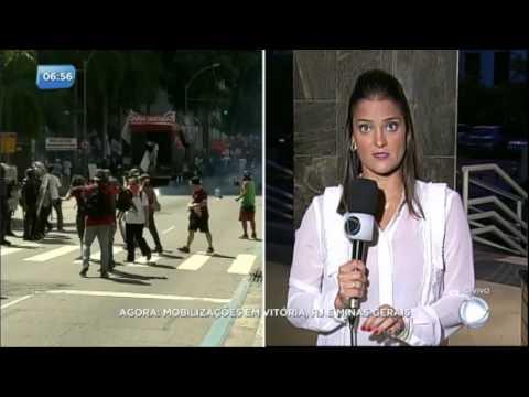 Governo do Rio de Janeiro pede ajuda das Forças Armadas e do Exército