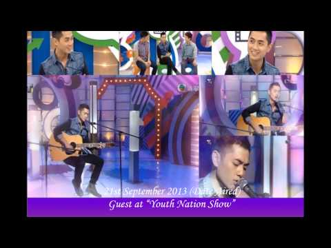The Amazing 2013 of Frederick Cheng - Champion of The Voice of Stars 2013