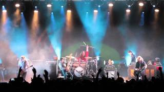My Morning Jacket - One Big Holiday (Live at Rock the Garden 2011)
