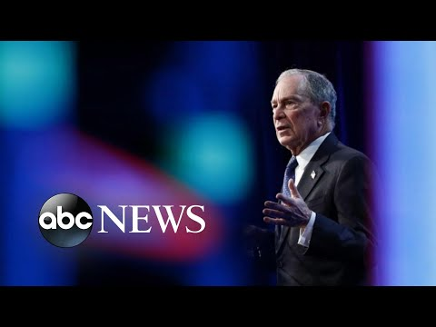 Michael Bloomberg to make 1st Democratic debate appearance