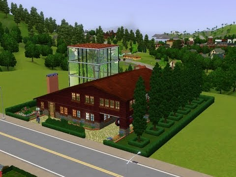 Sims 3 – Eco House