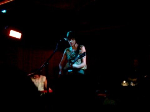 Brooke Fraser - C.S. Lewis Song (Live in Seattle)