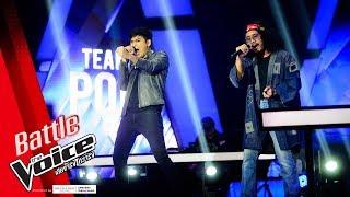 เอิร์ธ VS โจอี้- คิดฮอด - Battle - The Voice Thailand 2018 - 11 Feb 2019