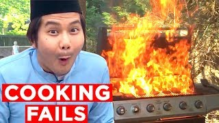 BURNT?! COOKING FAILS!! | Viral Videos And Bloopers From FB, IG, Snapchat And More!! | Mas Supreme