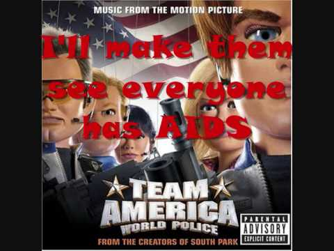 Everyone Has AIDS Lyrics
