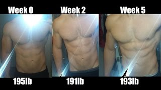 Powerlifter Body Transformation #2 (Cardio, Diet and Programming)