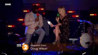 Radio 2 In Concert - Ask Gregory Porter, inc. why he wears his hat