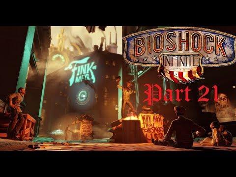 Bioshock Infinite Part 21: Grand Central Depot