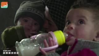 عائلة فرقتها الحرب بين شطري حلب تلتقي بعد انقطاع