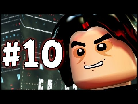 LEGO Star Wars The Force Awakens - Part 10 - BEN SOLO! (HD)