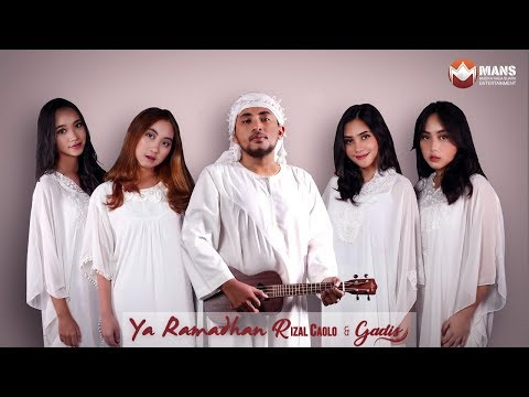 Rizal Caolo & Gadis - Ya Ramadhan (Official Music Video)