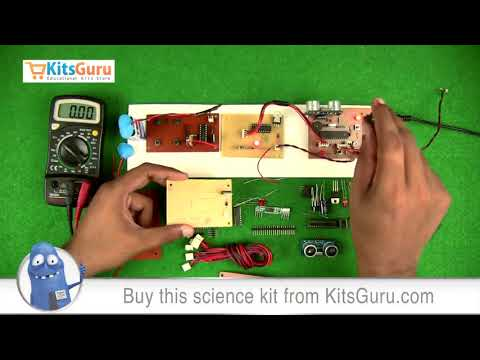 Smart Blind Stick by KitsGuru.com | LGEC063 (ENGLISH)