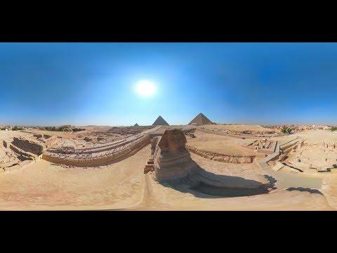 Orascom Construction - 360 VR video - Egypt
