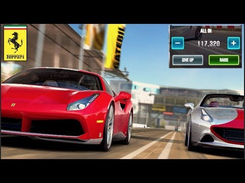CSR Racing 2 Online Drag Racing: NO WAY HE PULLED! Ferrari 70th Anniversary Event!! 488 GTB